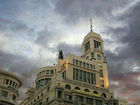 El circulo de bellas artes de madrid