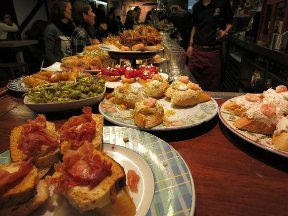 Where to eat in Madrid?