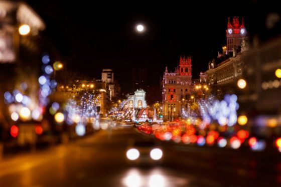 What can you do during Christmas in Madrid?