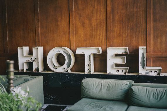 Characteristics of a boutique hotel