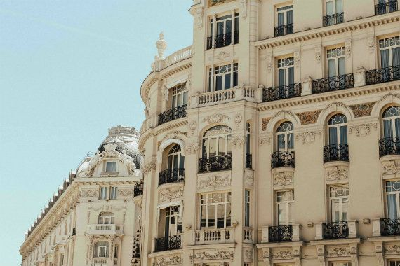 The Gran Vía: our home in Madrid