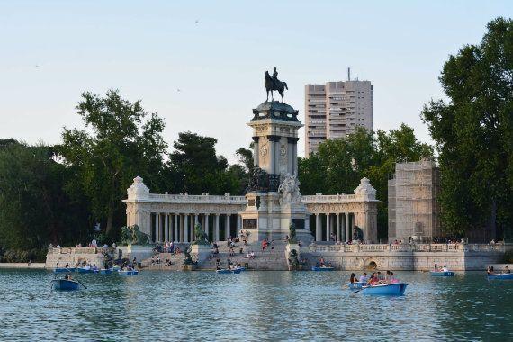 Top 7 de lugares para hacer fotografías en Madrid