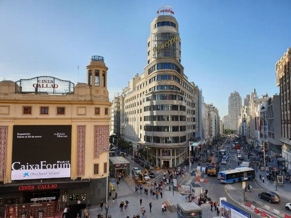 6 jewels of Madrid's twentieth century architecture that you must see