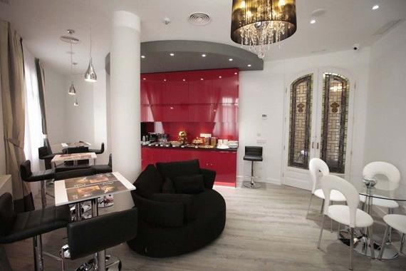 hostal boutique madrid vitium